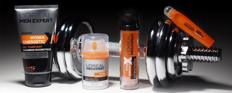 Deodorant - L'Oréal Men Expert