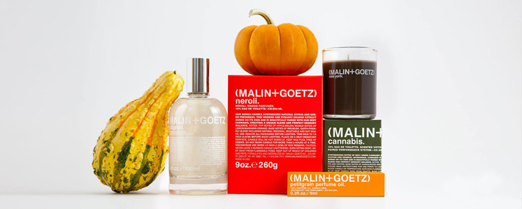 Under rakning - Malin+Goetz