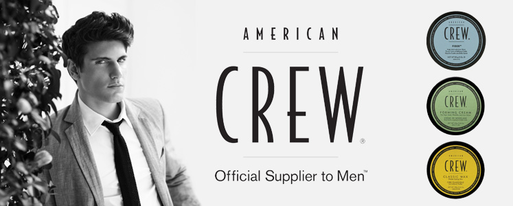 Parfym - American Crew - Mysk - Vetiver - Ambra - Citron