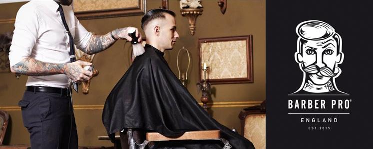 Barber Pro - Mogen hud