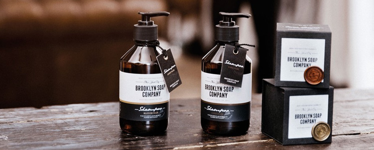 Hårstyling - Brooklyn Soap Company