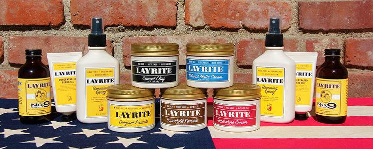 Layrite - professionella pomador