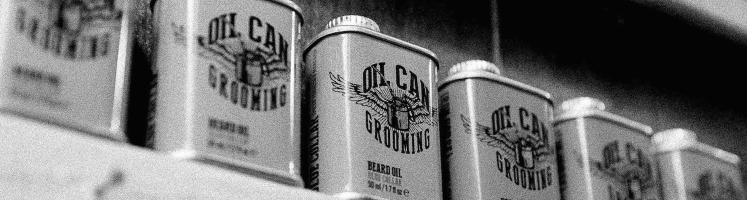 Skägg & Mustasch - Oil Can Grooming