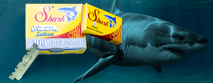 Rakverktyg - Shark