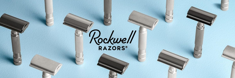 Rakverktyg - Rockwell Razors