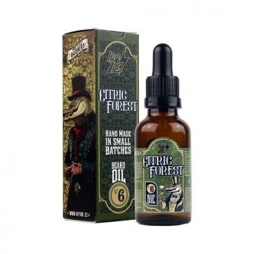 Hey Joe Beard Oil No 6 Citric Forest