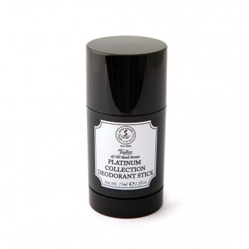 Taylor of Old Bond Street Platinum Collection Deodorant Stick