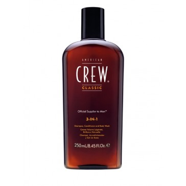 American Crew 3-in-1 Body Wash 250 ml