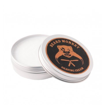 Beard Monkey Shaving Cream