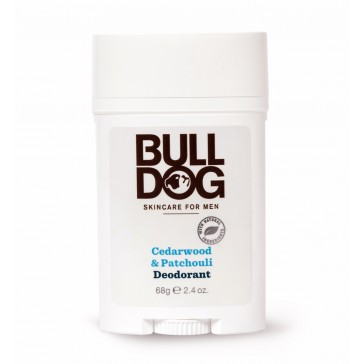 Bulldog Cedarwood & Patchouli Deodorant Stick