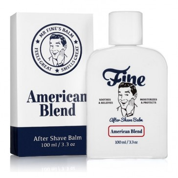 Mr Fine's American Blend After Shave Balm