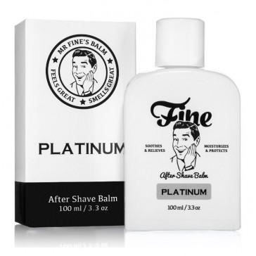 Mr Fine's Platinum After Shave Balm