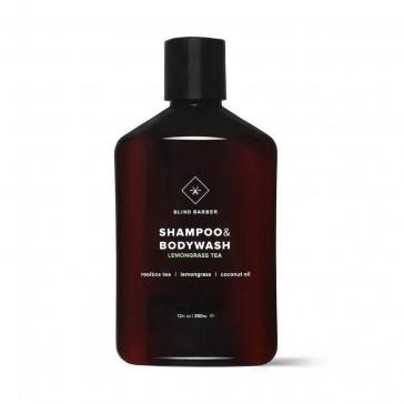 Blind Barber Shampoo & Body Wash Lemongrass Tea