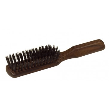 Hermod Beard Brush Oiled Thermowood