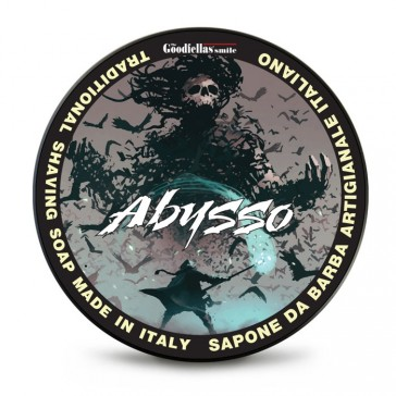 The Goodfellas' Smile Abysso Traditional Shaving Soap