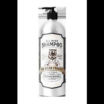 Mr Bear Family All Over Shampoo - Springwood 1000 ml