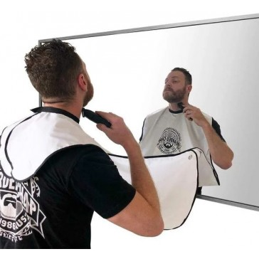 The Bearded Chap Beard Trimming Cape