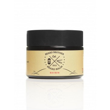 Beard Brother Beard Balm Bay Rum