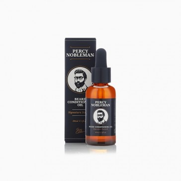 Percy Nobleman Beard Oil Signature Scented