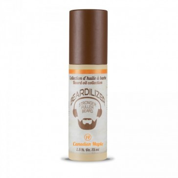 Beardilizer Beard Oil Canadian Maple