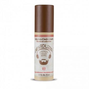 Beardilizer Beard Oil Gentleman Sandalwood