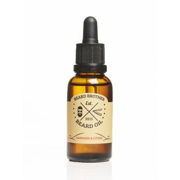Beard Brother Beard Oil Cannabis & Citrus