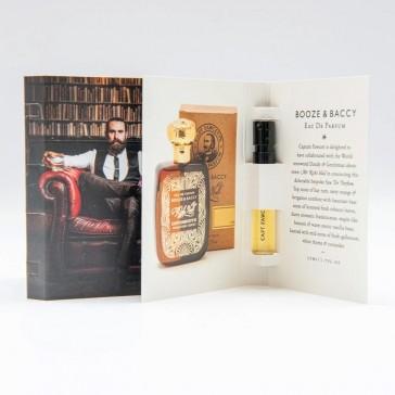 Captain Fawcett Ricki Hall's Booze & Baccy Eau de Parfum Sample