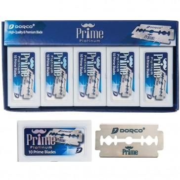 Dorco Prime Double Edge Razor Blades 10-p