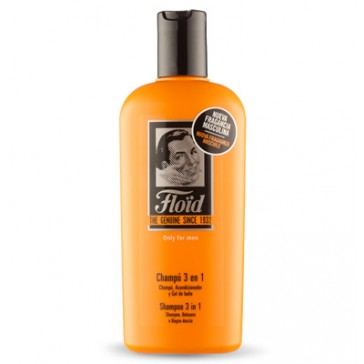 Floïd 3 in 1 Shampoo