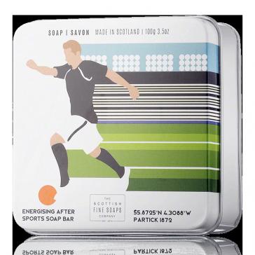 The Scottish Fine Soaps Sports Soap Partick 1872