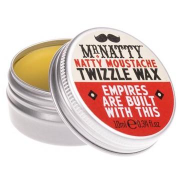 Mr Natty Moustache Twizzle Wax