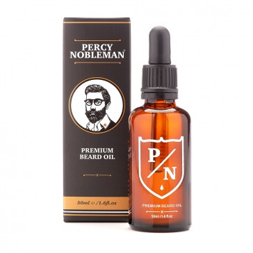 Percy Nobleman Premium Beard Oil