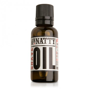 Mr Natty Shave Oil