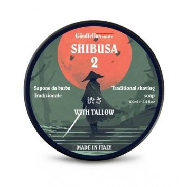 TGS Shibusa 2 Traditional Shaving Soap