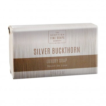 The Scottish Fine Soaps Buckthorn Luxury Soap Bar
