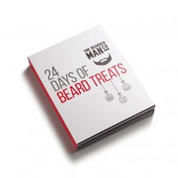 The Bearded Man Company Christmas Beard Oil Advent Calendar 2019