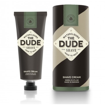 The Dude Shave Cream