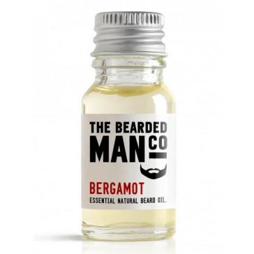 The Bearded Man Company Beard Oil Bergamot 10 ml