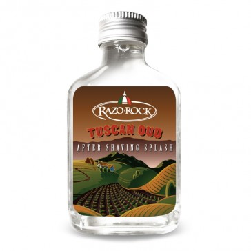 Razorock Aftershave Tuscan Oud