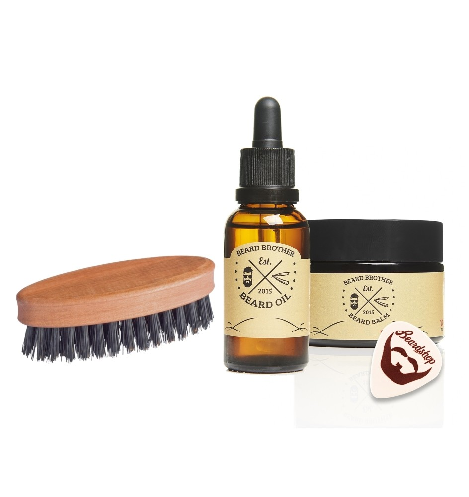 Beard Brother Beard Kit