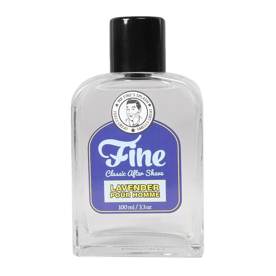 Mr Fine's Lavender After Shave Splash