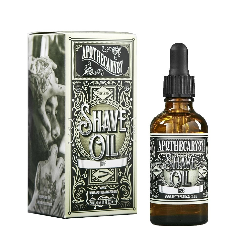 Apothecary 87 Shave Oil