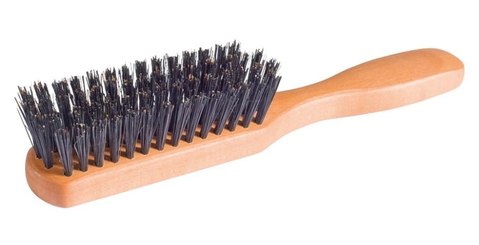 Hermod Beard Brush with Handle