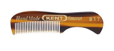 Kent Moustache Comb