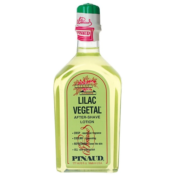 Clubman Pinaud Lilac Vegetal After Shave Lotion 177 ml