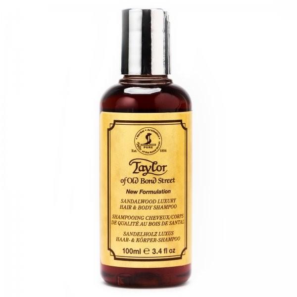 Taylor Of Old Bond Street Sandalwood Hair & Body Shampoo 100 ml