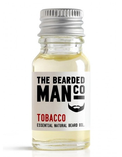 The Bearded Man Company Beard Oil Tobacco 10 ml