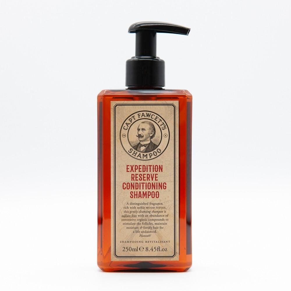 Captain Fawcett Expedition Special Reserve Shampoo 250 ml