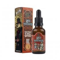 Hey Joe Beard Oil No 2 Red Mandarin
