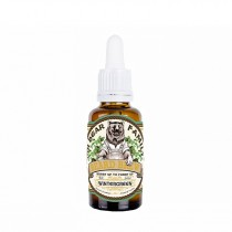 Mr Bear Family  Beard Brew Limited Edition - Wintergreen